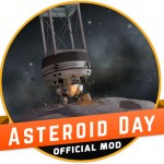 Asteroid Day Mod for Ksp 1.0.4