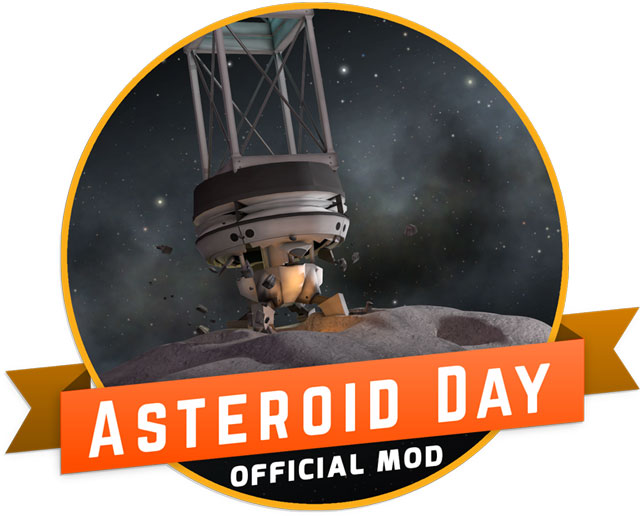 Asteroid Day Mod
