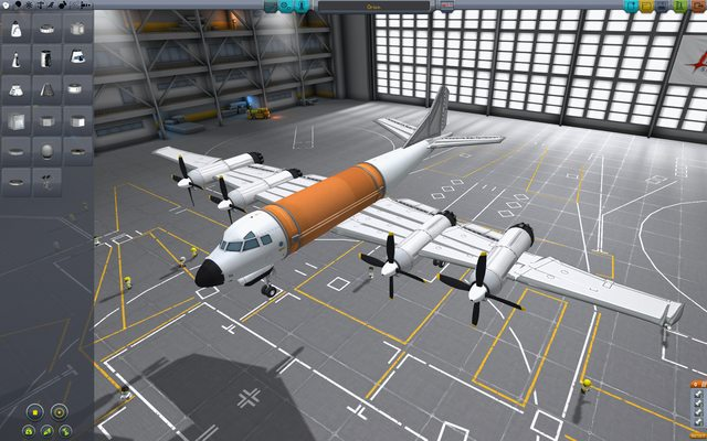 Kerbal Aircraft Expansion Mod 4