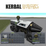 Kerbal Inventory System Mod for KSP
