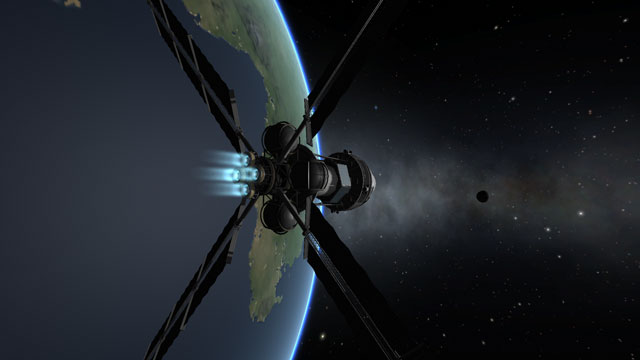 Near Future Propulsion Mod 2