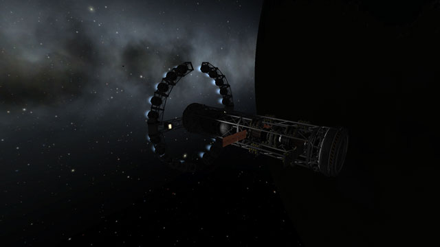 Near Future Propulsion Mod