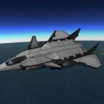 OPT Space Plane Parts for Kerbal space program