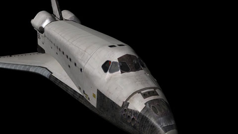 Component Space Shuttle CSS Unofficial