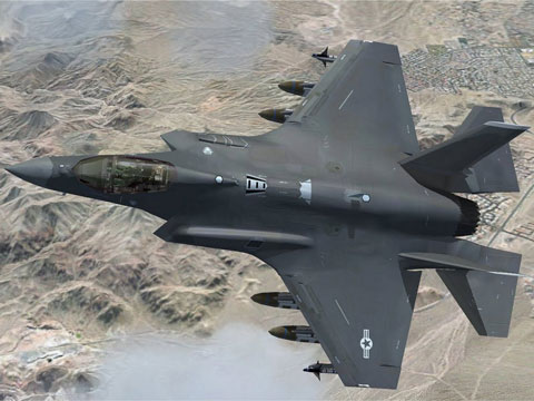 F-22 Lightning 2 (Or Raptor)