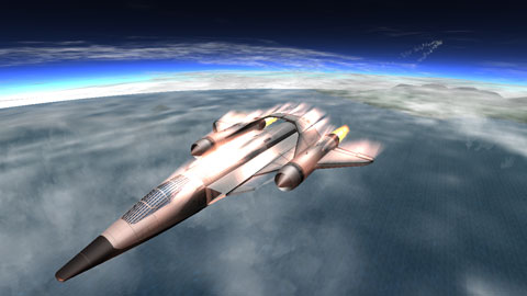 Mk3 Hypersonic Systems