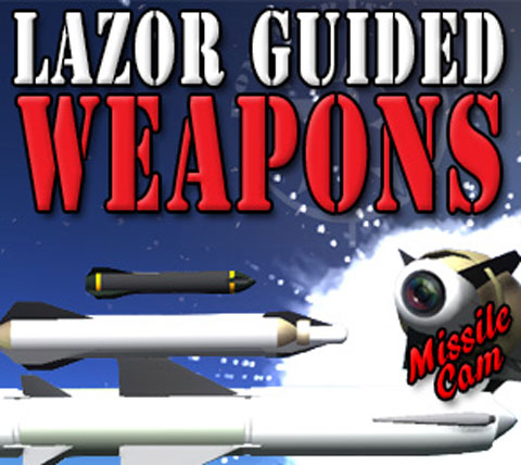 Lazor Guided Weapons
