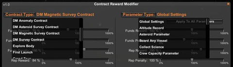 Contract Reward Modifier