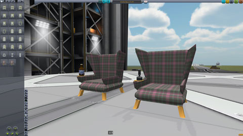 Shimmy's-Plaid-Wingback-Throne