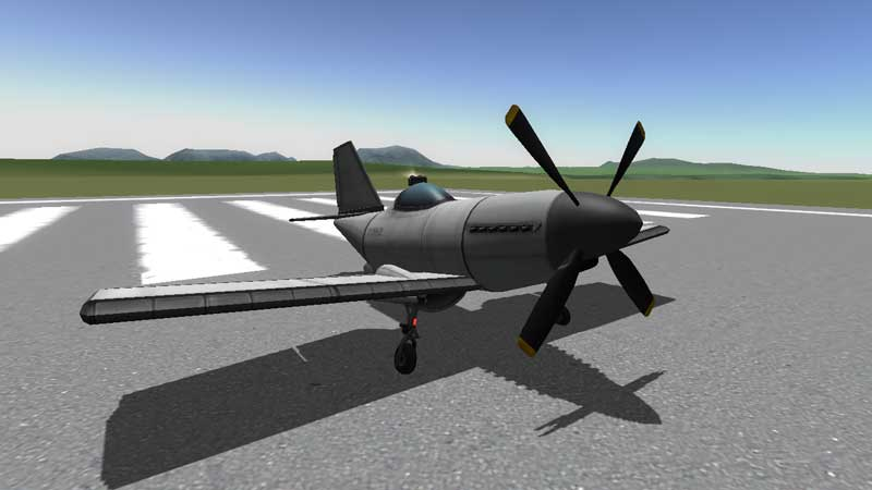 Airplane Plus Mod